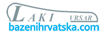Bazeni Hrvatska Logo